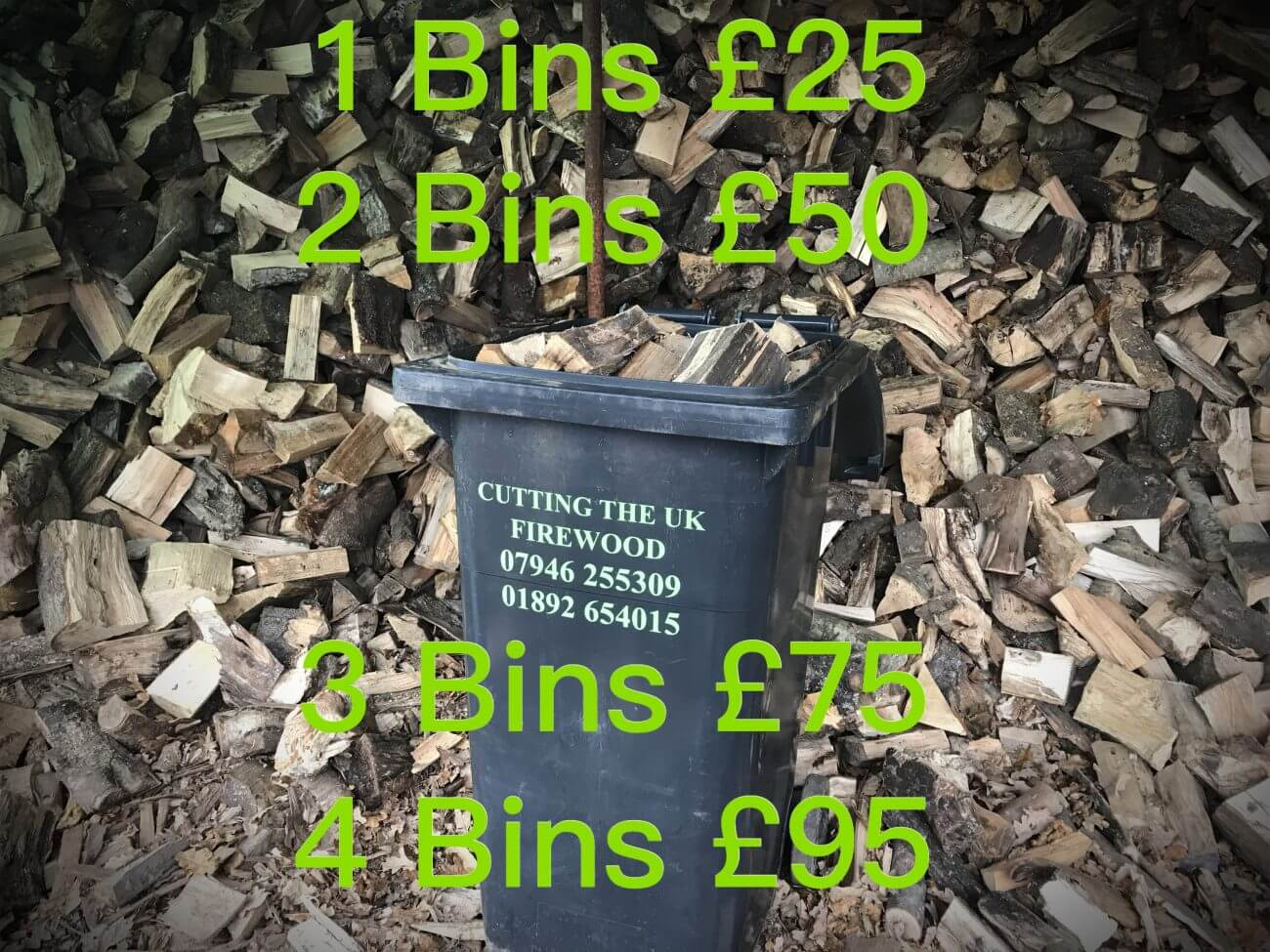 Logs for Sale and Delivery